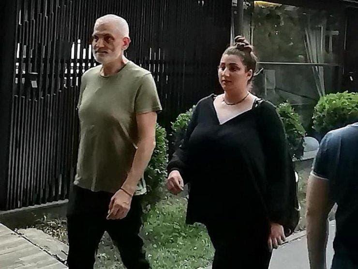 Cum arată logodnica lui Damian Drăghici. Femeia este cu 23 de ani mai tânără decât el