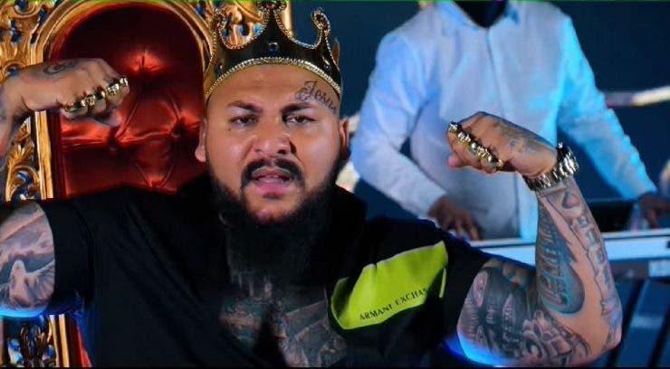 Dani Mocanu a făcut un gest șocant după ce s-a pocăit! Ce și-a tatuat artisul pe frunte