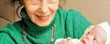 Dezvăluirile surprinzătoare ale medicului care a ajutat-o pe Adriana Iliescu la naștere