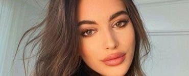 Fiica Andreei Berecleanu calcă pe urmele lui Kim Kardashian! Eva face furori pe contul său de Instagram