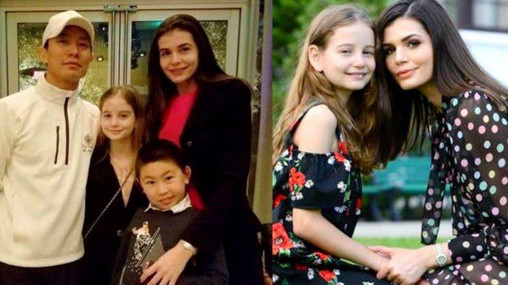 Fiica Monicăi Gabor a reapărut în mediul online.