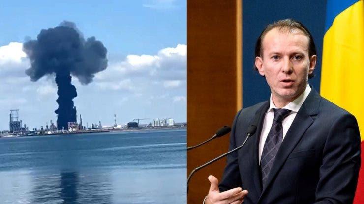Florin Cîțu, informații de ultimă oră despre victimele exploziei de la Petromidia