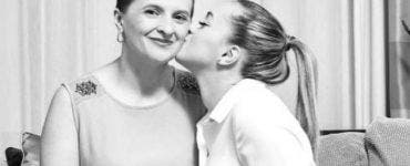 """Gimnasta Larisa Iordache nu poate trece peste moartea mamei sale! """"Un milion de cuvinte nu te-ar putea aduce înapoi"""""""