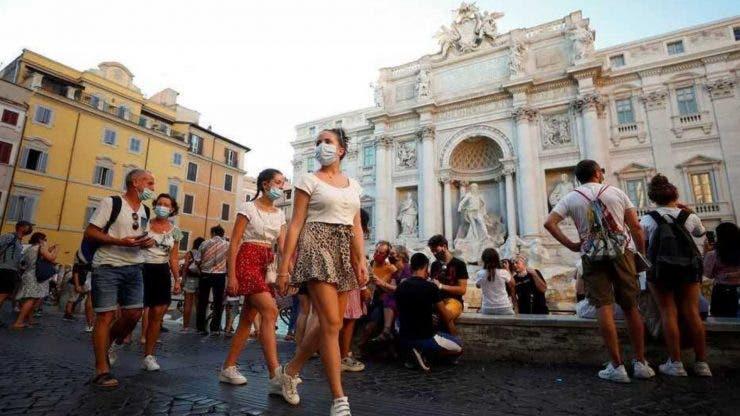Italia a impus noi reguli de călătorie.