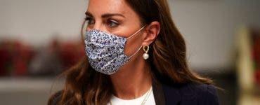 Kate Middleton se află în carantină după ce a intrat în contact cu o persoană testată pozitiv cu Covid-19! Prințul William a fost deja infectat cu boala