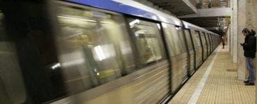 Momente de panică la stația de metrou Eroii Revoluției