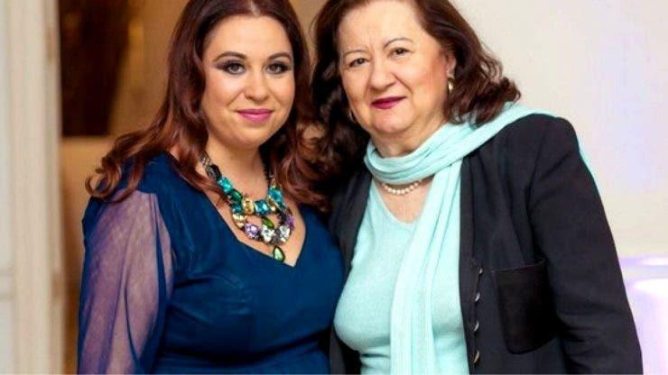 Oana Roman, detalii despre starea de sănătate a mamei sale (1)