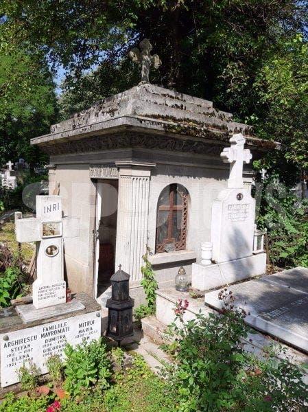 Primele imagini de la înmormântarea lui Florin Condurățeanu! Cum arată locul de veci al jurnalistului