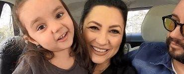 Sărbătoare mare familia Măruță! Eva împlinește astăzi vârsta de 6 ani. Mesajul emoționant postat de Andra