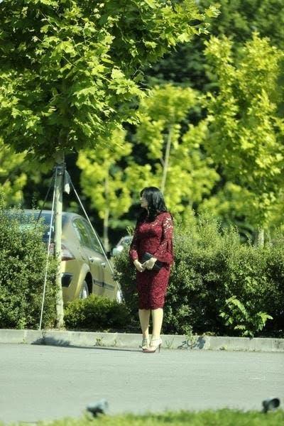Soția lui Gigi Becali a strălucit la o nuntă din Capitală! Iată ce rochie superbă a purtat Luminița
