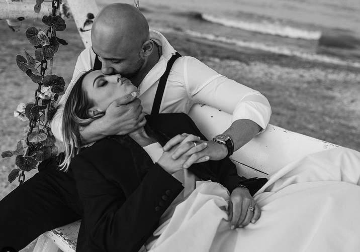 Soțul Alexandrei Stan i-a făcut o declarație de dragoste de milioane artistei! Cum s-au lăsat cei doi fotografiați