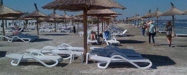 Turiștii sunt șocați! Cât a ajuns să coste un șezlong pe plajă, la Mamaia
