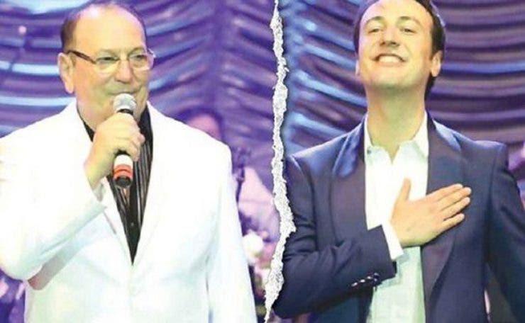 Un nou scandal s-a iscat între Petre și Călin Geamabașu. Ce declarații a făcut Călin privind acuzațiile pe care i le-a adus tatăl său