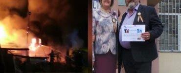 Un preot și soția sa au murit, după ce locuința sa a fost lovită de un fulger
