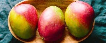 Beneficiile fructului de Mango.