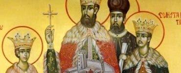 Calendar ortodox 16 august 2021. Creștinii sărbătoresc Sfinții Martiri Brâncoveni