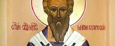 Calendar ortodox 17 august 2021. Astăzi este prăznuit Sfântul Mucenic Miron