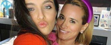 """Ce părere are Andreea Esca despre cariera fiicei sale în mediul online: """"Face lucrurile pas cu pas"""""""