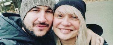 Cristina Cioran și iubitul ei și-au vizita fiica la spital.