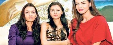 Cum arată Alina, sora mai mare a Monicăi Gabor.