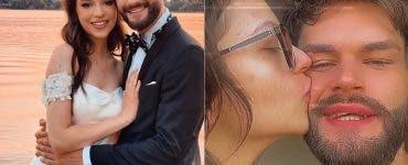 Edward Sanda și Cleopatra Stratan se căsătoresc astăzi. Cum s-au pregătit artiștii de nuntă