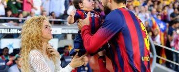 Imagini rare cu Shakira si copiii ei! Cum arată Milan și Sasha