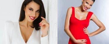 Irina Mohora a născut cel de-al doilea copil.