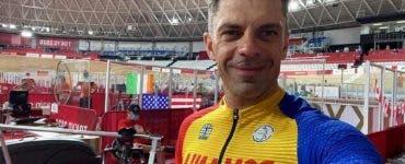 Ministrul Eduard Novak a câștigat medalia de argint în cursa de urmărire individuală 4000 m, la Tokyo