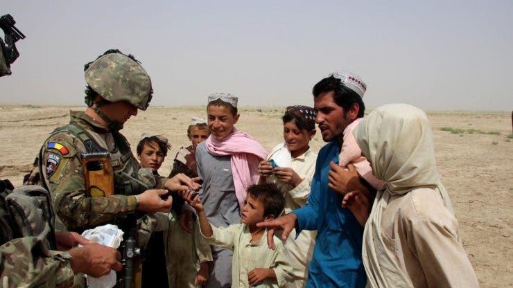 Războiul din Afganistan.