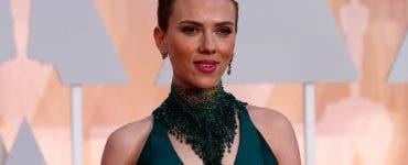Scarlett Johansson este însărcinată cu al doilea copil.
