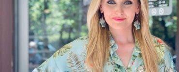 Alina Sorescu a apărut în public după speculațiile despre divorțul de soțul ei. Ce a declarat artista