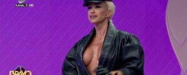 """Anda Adam a încins atmosfera la """"Bravo, ai stil!"""". Cum a apărut vedeta în fața juraților"""