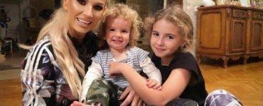 Andreea Bănică a renunțat la bona copilului ei! Ce a făcut-o pe vedetă să ia această decizie