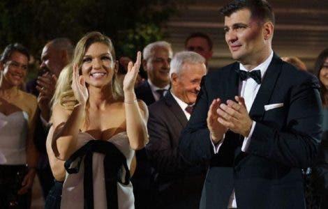 """Care a fost cel mai frumos cadou primit de Simona Halep la nuntă: """"Bărbaţii se lasă greu, observ"""""""