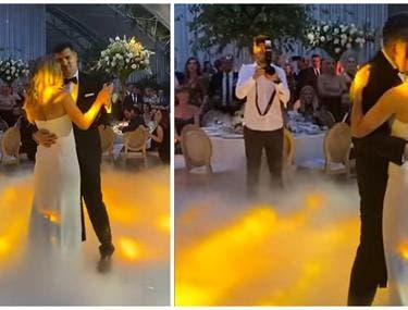Cât a costat rochia pe care a avut-o Simona Halep la nuntă! Suma este colosală