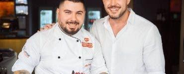 Cât costa un șnițel cu cartofi în restaurantul lui Victor Slav din București? Clienții au rămas fără cuvinte