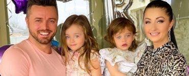 Ce a purtat Gabriela Cristea la petrecerea fiicei sale. Micuța Victoria a împlinit 4 ani