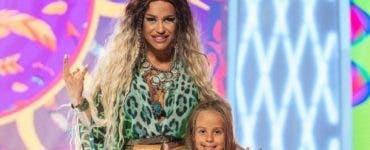 Ce vrea să facă fiica Andei Adam când va fi mare! Evelin știe deja ce carieră să urmeze
