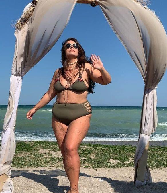 Cine este Lorelei Bratu de la Asia Express. Cel mai cunoscut model plus-size din România
