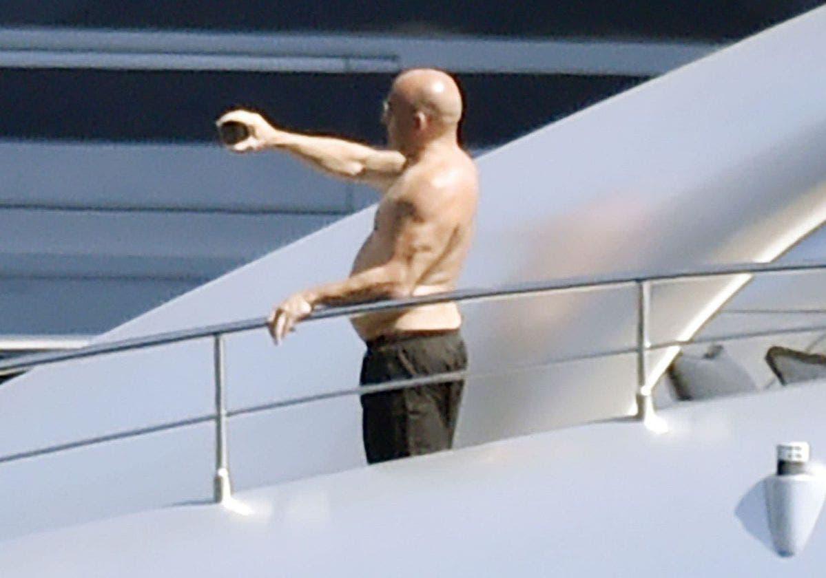 """Cum a ajuns să arate Vin Diesel! Răutăcioşii spun că a trecut de la """"Furios şi iute"""" la """"Gras şi iute"""""""