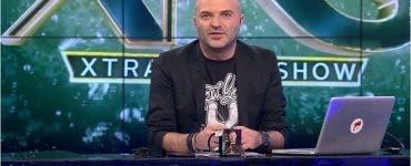 Dan Capatos a fost înlocuit la Xtra Night Show! De ce lipsește prezentatorul