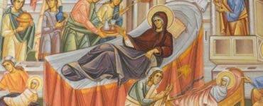 Datini și obiceiuri de Sfânta Maria Mică