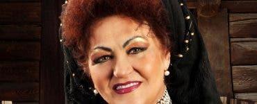 Elena Merișoreanu este în stare gravă la spital. Artista a fost depistată cu COVID-19!