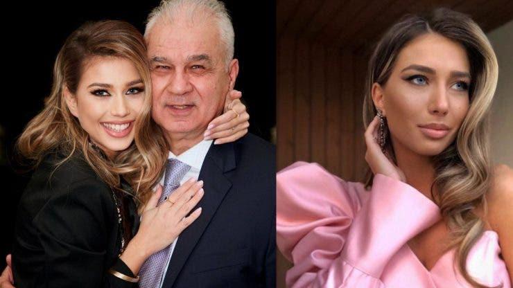 Fiica lui Anghel Iordănescu s-a căsătorit.