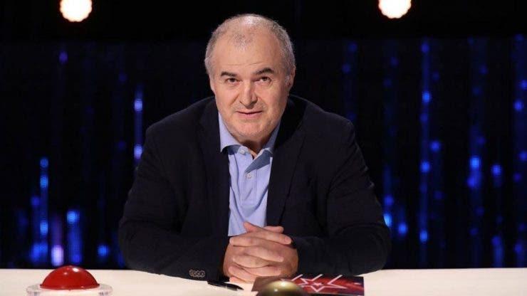 Florin Călinescu revine în televiziune.
