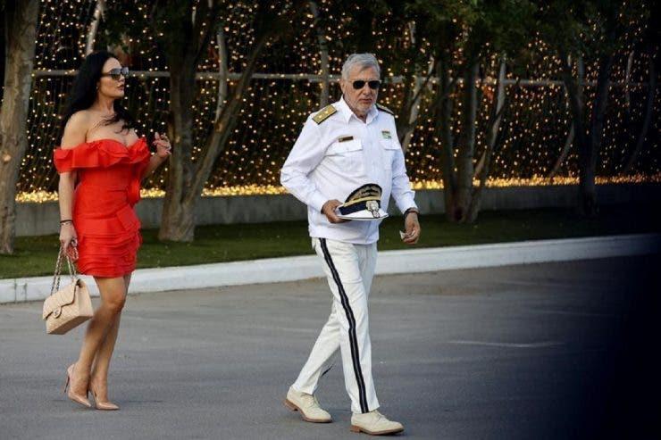 Gestul lui Ilie Năstase la plecarea de la nunta Simonei Halep! Ce a făcut tenismenul în parcare