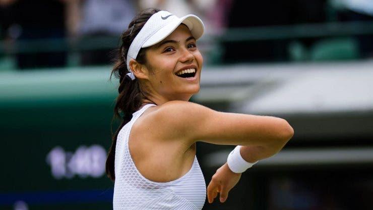 La doar 18 ani, Emma Răducanu s-a calificat în semifinalele US Open.