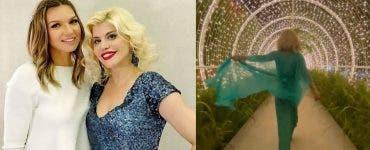 Loredana Groaza a pregătit un program special pentru nunta Simonei Halep.