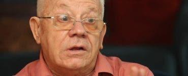 Valentin Uritescu a fost diagnosticat acum mulți ani cu o boală grea, Parkinson.
