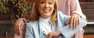 Maria Mendiola a murit.